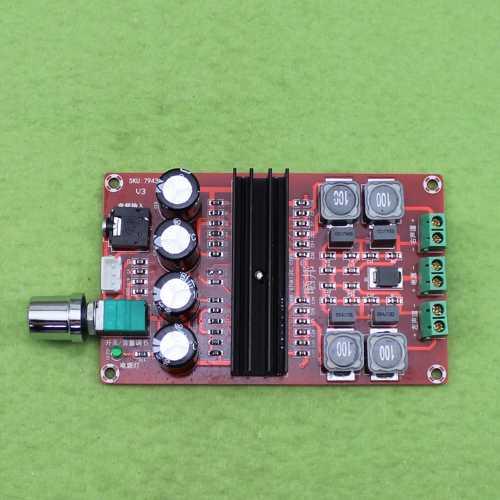 Модуль RS030 . Цифровой аудио усилитель XH M190 V3