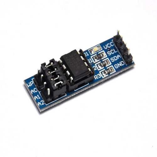 Модуль RC068 . Модуль памяти EEPROM на чипе AT24C256 интерфейс I2C.