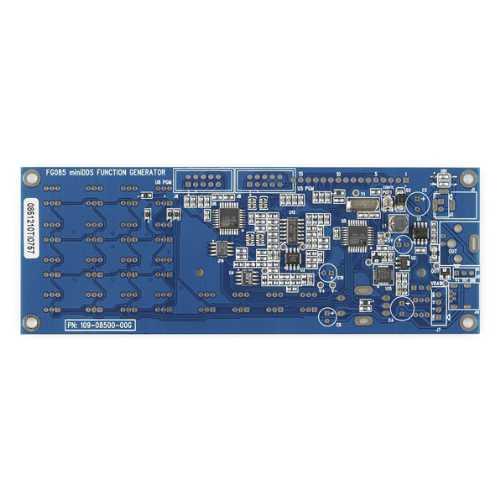 FG085 miniDDS Функциональный генератор. Модуль RI049