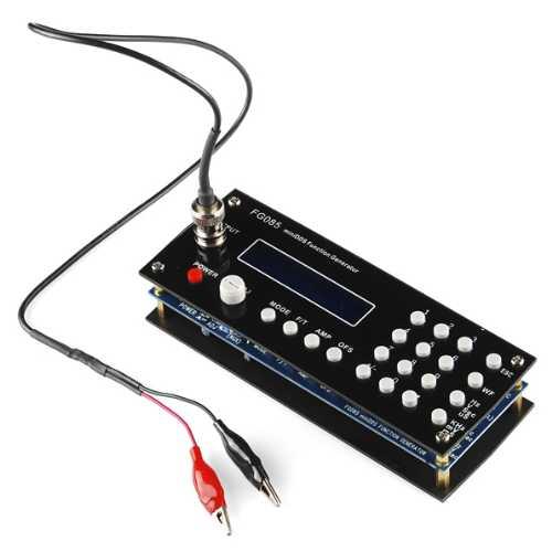 Модуль RI049. Функциональный генератор FG085 miniDDS