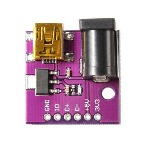 RP058 Модульный питания Mini USB ( AMS1117-3.3V ) 5V - 3.3V