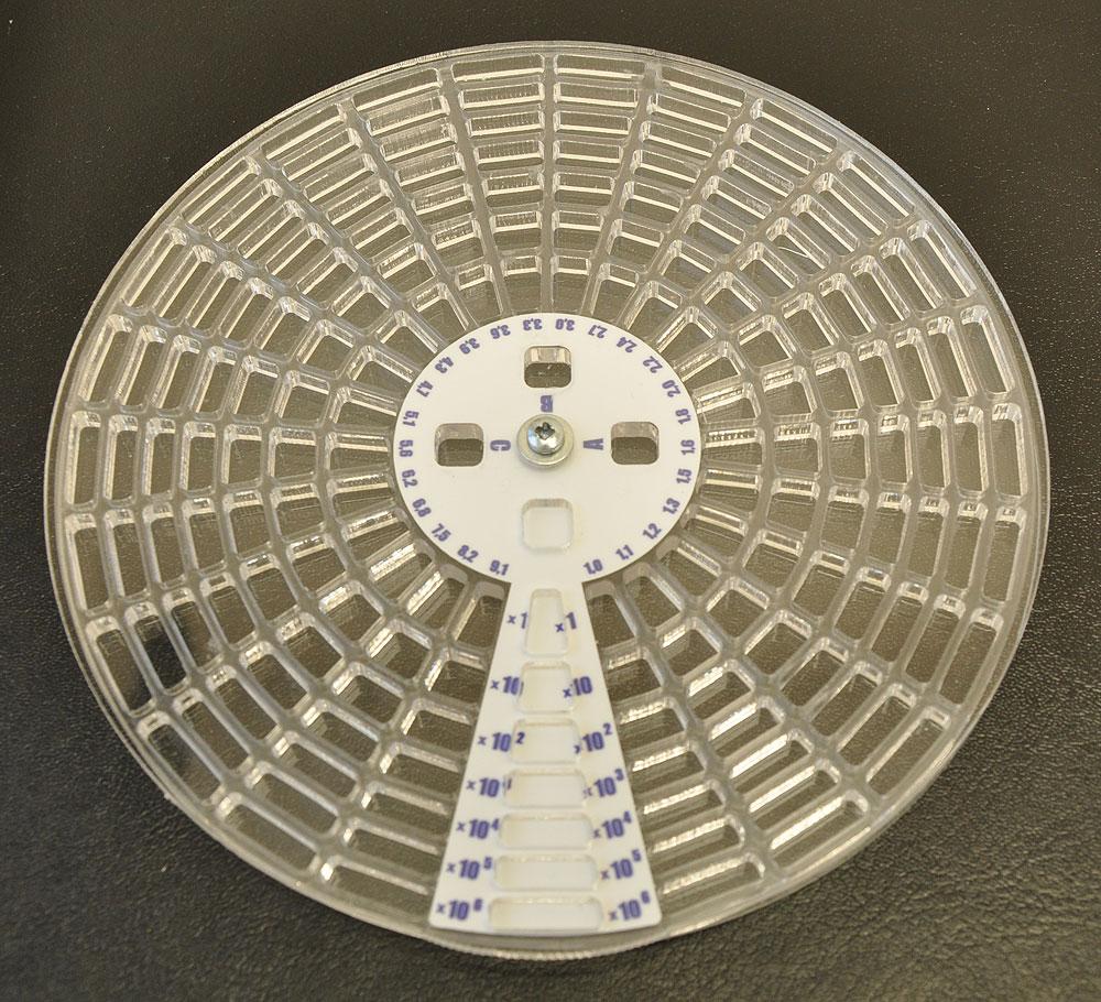 Кассетница SMD170E24-A для SMD резисторов и конденсаторов