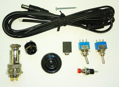 Набор корпусных элементов для металлоискателя Кощей 5И