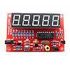 Радиоконструктор RI0142. Частотомер с функцией тестера кварцевых резонаторов