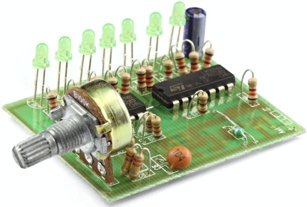 Модуль RA116M. Детектор ВЧ излучения