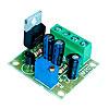 Радиоконструктор RK212. Регулируемый стабилизатор напряжения 3...27 В, 10 А