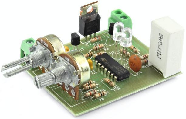 Радиоконструктор RP118. Лабораторный блок питания 0...30 В ; 0...3 A