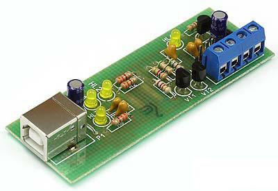 Радиоконструктор RAM226. USB K-L-line адаптер