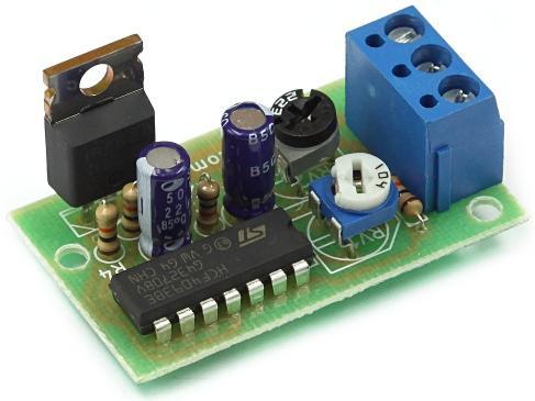 Радиоконструктор RAM283. Стробоскопический стоп-сигнал