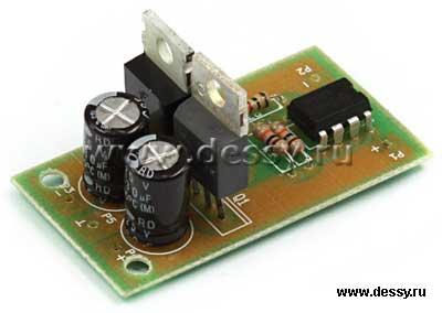 Радиоконструктор RP276. Виртуальная земля