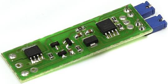 Модуль RP273M. Полупроводниковый модуль плавного включения нагрузки