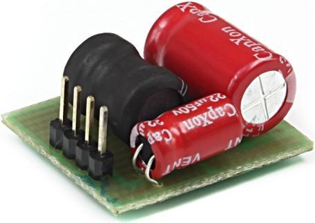 Модуль RP235M. Регулируемый понижающий DC-DC преобразователь