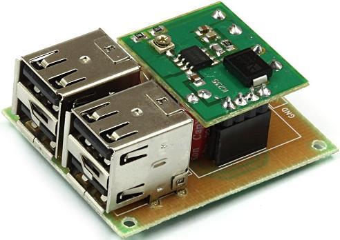Модуль RP247M. Стабилизатор напряжения USB