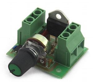 Радиоконструктор RP139. Регулятор мощности симисторный 5 кВт 220 В