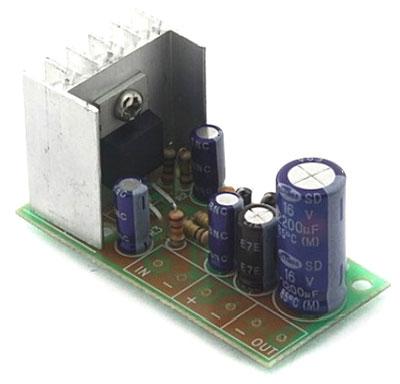 Мощный блок питания на напряжение 535В и ток 5A30A и