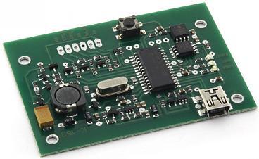 Модуль RС163M. Программатор отладчик анализатор PICKit2 (клон)