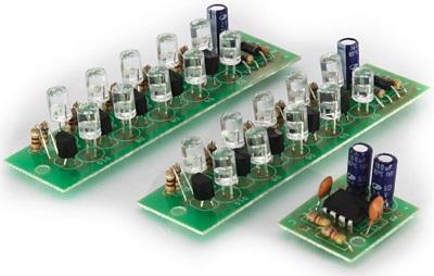 Радиоконструктор RL170 (Сигнал поворота)