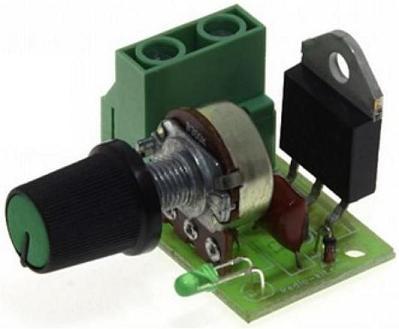 Радиоконструктор RP216.2-5M. Регулятор мощности 5 кВт 220 В