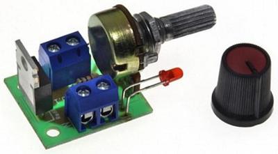 Модуль RP216.1M. Регулятор мощности симисторный (1 кВт 220 В)
