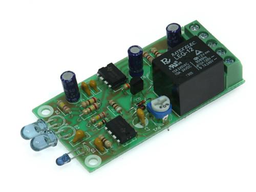 Радиоконструктор RA177. Инфракрасное реле