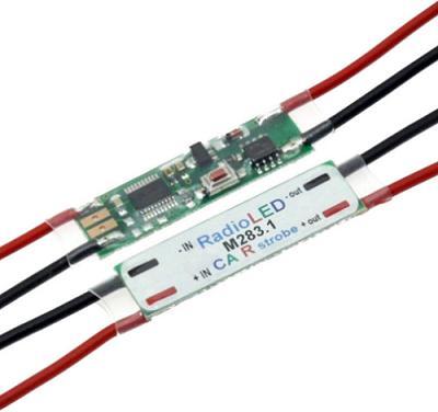 Модуль RAM283.1M. Автомобильный стробоскопический стоп-сигнал