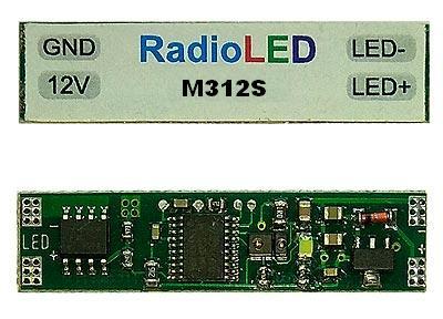 Модуль RL312SM. Оптический выключатель для светодиодного профиля