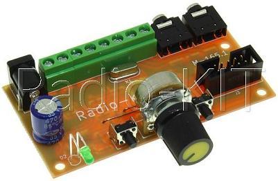 Модуль RL165.1M. Цветомузыка RGB