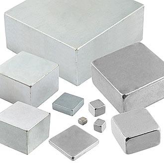 Неодимовый магнит B 3x3x2 N35