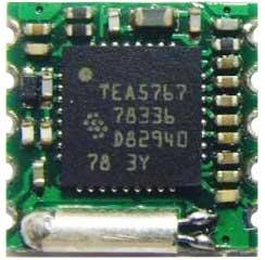 MP598 Модуль цифрового тюнера FM диапазона