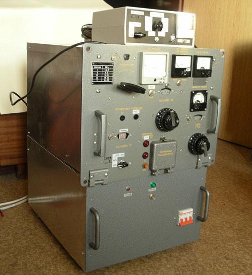 Усилитель мощности ВЧ на базе Р-140 автомат на лампе ГУ-78б