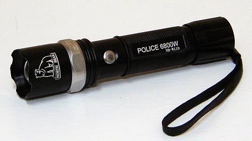 Аккумуляторный фонарь North Bear SWAT NB-110
