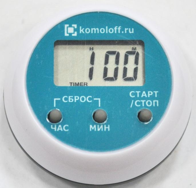 TR-810. Сигнализатор времени приёма лекарств (электронный таймер)