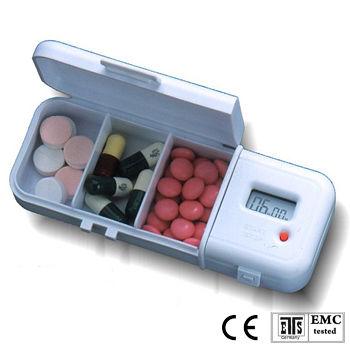 Сигнализатор времени приёма лекарств TR-410 (электронный таймер) в виде пейджера