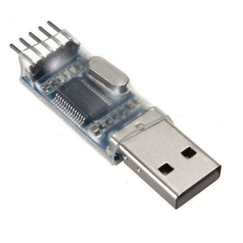Mодуль RC023: USB - COM (RS232) Переходник  PL-2303HX.