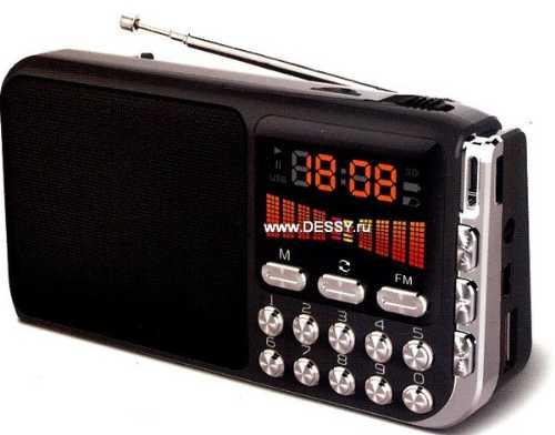 Портативный радиоприёмник NGY UN-68