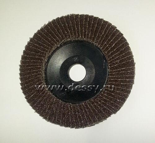 Диск шлифовальный, лепестковый для угловых шлифовальных (отрезных) машинок (болгарок) RONCXiN SIJ-LX-DM3612, ROYCE RDG-500S.