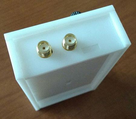 Набор деталей для сборки корпуса частотомера FC1100