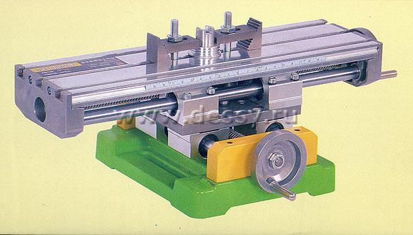 Стол двухкоординатный механический, на линейных подшипниках для станка.  Арт. 25501