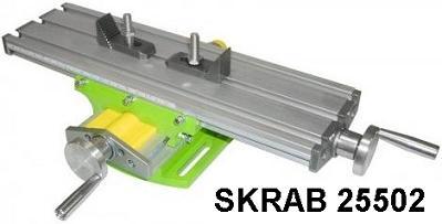 SKRAB 25502. Стол двухкоординатный механический, для станка