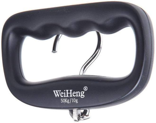 WH-A14. Электронные весы-безмен до 50 кг (10 г)
