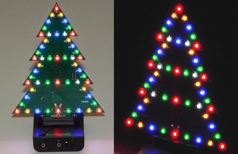 «ЁЛКА-2». Новогодняя светодиодная ёлка