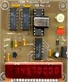 Набор для сборки частотомера FC250 до 250 МГц
