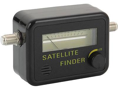 Satellite Finder SF-95 прибор для настройки спутниковых антенн