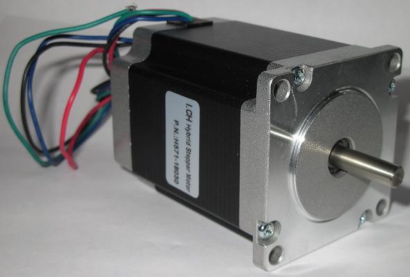 H571-18030. Гибридный шаговый двигатель