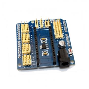 Модуль RP024. Плата-расширение для Arduino Nano и Pro: ARDUINO KIT DK NANO