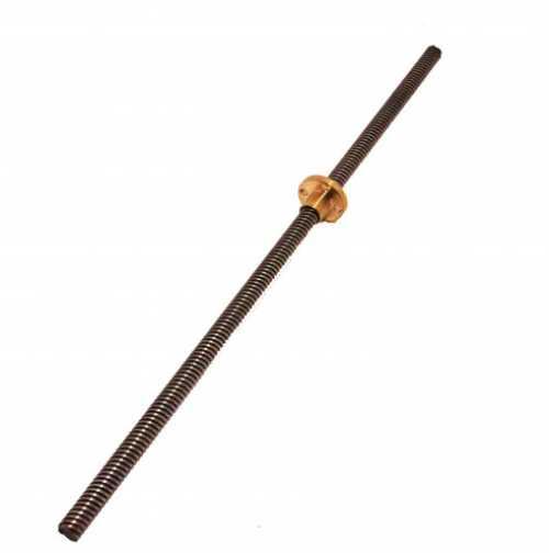 Винт-гайка диаметром 8 мм, длина 300 мм