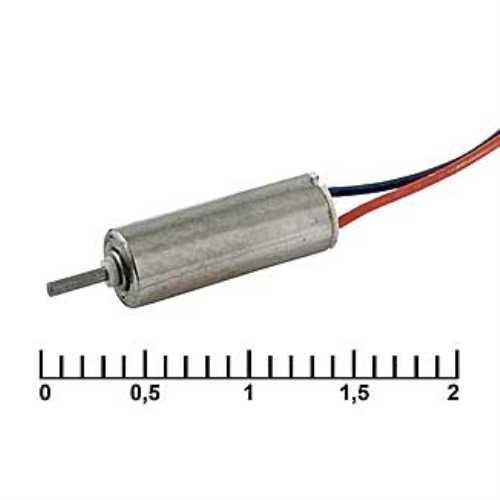 Электродвигатель TXM-1 , 1.3V