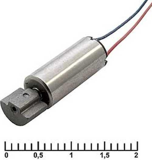 Вибромотор 1,3 V