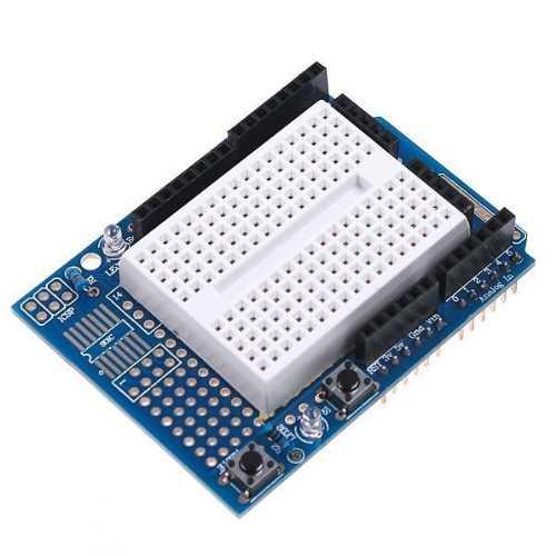 Модуль RM022. Шилд прототипирования для Arduino Uno