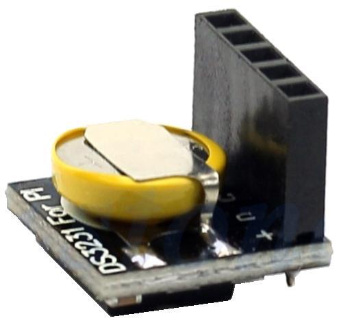 Модуль RC0118. RTC на микросхеме DS3231 для Raspberry Pi